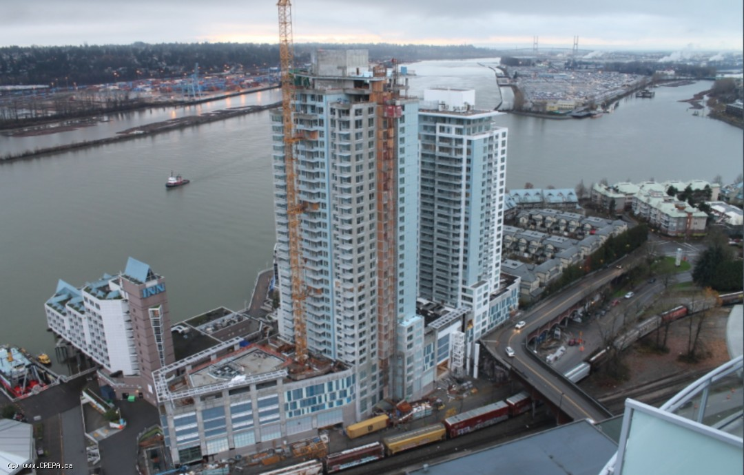 Unit 1605 1000 Riversky 1 by Bosa Assignment for Sale