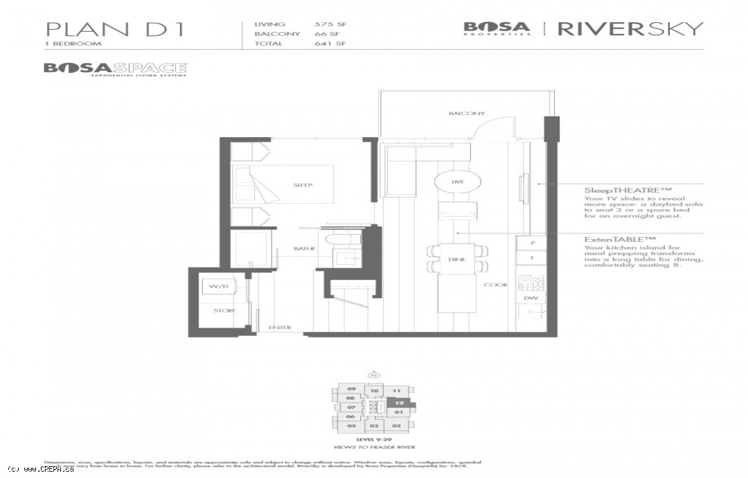 Riversky 1 New Westminster Assignment for Sale
